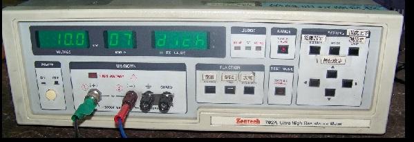 zentech 702A 全自动电容器耐压绝缘测试仪维修