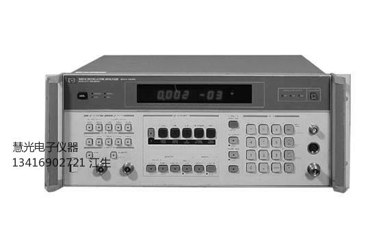 Agilent 8910B 调制分析仪维修