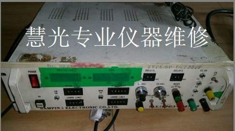 维修台湾显品风扇、马达测试仪