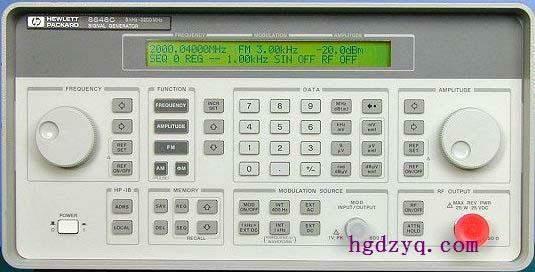 维修各种进口高频信号源